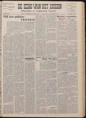 Echo van het Zuiden 1949-10-27
