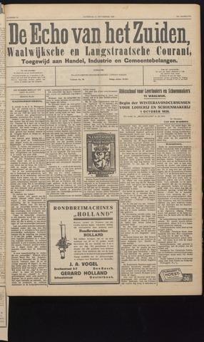 Echo van het Zuiden 1928-09-14