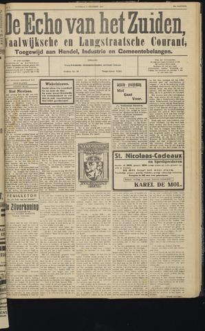 Echo van het Zuiden 1931-12-05