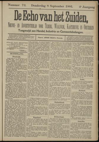 Echo van het Zuiden 1881-09-08