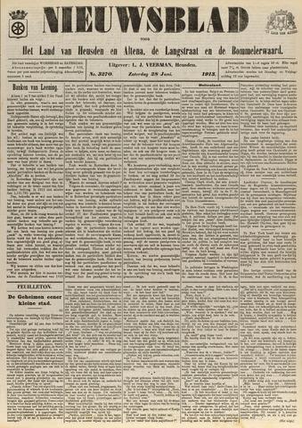 Nieuwsblad het land van Heusden en Altena de Langstraat en de Bommelerwaard 1913-06-28