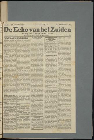 Echo van het Zuiden 1945-08-27