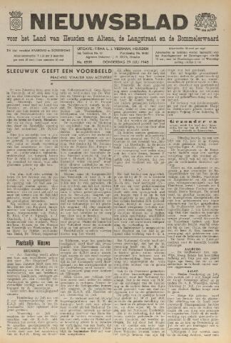 Nieuwsblad het land van Heusden en Altena de Langstraat en de Bommelerwaard 1948-07-29