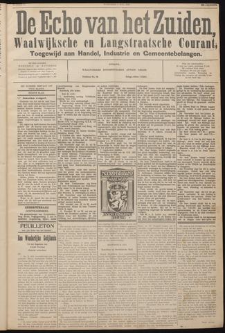 Echo van het Zuiden 1933-07-05