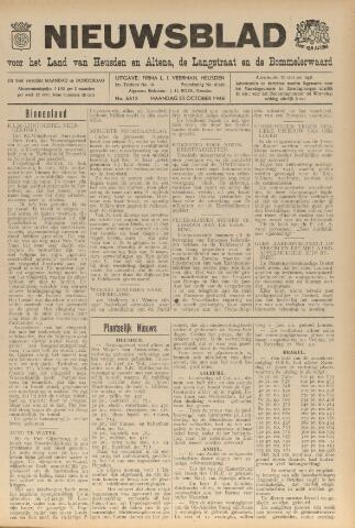 Nieuwsblad het land van Heusden en Altena de Langstraat en de Bommelerwaard 1948-10-25