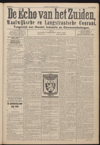Echo van het Zuiden 1925-08-15