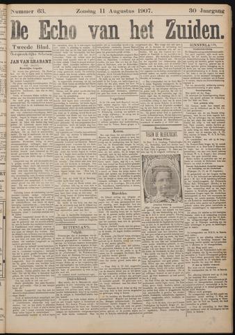 Echo van het Zuiden 1907-08-11