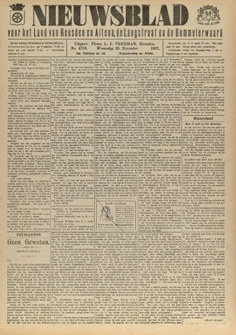 Nieuwsblad het land van Heusden en Altena de Langstraat en de Bommelerwaard 1927-11-23