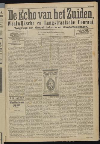 Echo van het Zuiden 1924-11-12