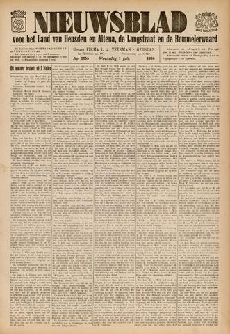 Nieuwsblad het land van Heusden en Altena de Langstraat en de Bommelerwaard 1936-07-01