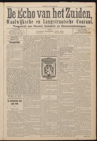 Echo van het Zuiden 1925-09-02