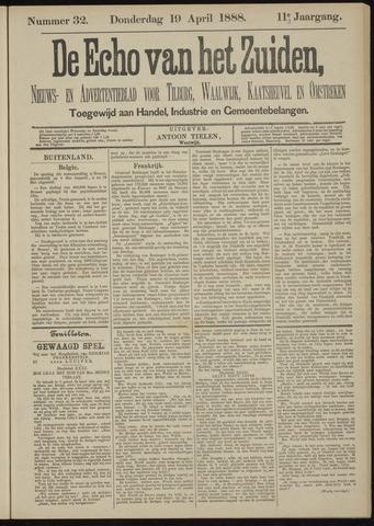 Echo van het Zuiden 1888-04-19