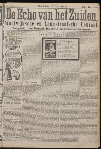 Echo van het Zuiden 1908-05-07