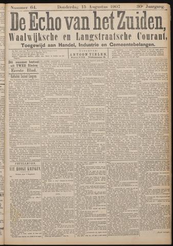 Echo van het Zuiden 1907-08-15