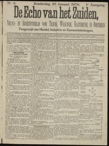 Echo van het Zuiden 1878-01-10