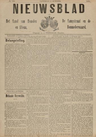 Nieuwsblad het land van Heusden en Altena de Langstraat en de Bommelerwaard 1888-10-06