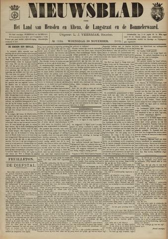 Nieuwsblad het land van Heusden en Altena de Langstraat en de Bommelerwaard 1892-11-30