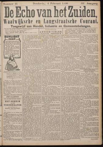 Echo van het Zuiden 1909-02-04