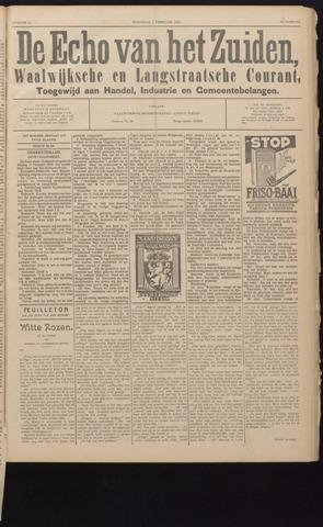 Echo van het Zuiden 1928-02-06