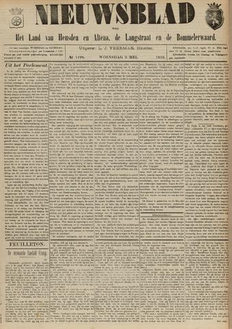 Nieuwsblad het land van Heusden en Altena de Langstraat en de Bommelerwaard 1893-05-03