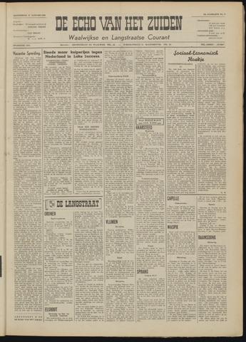 Echo van het Zuiden 1949-01-27