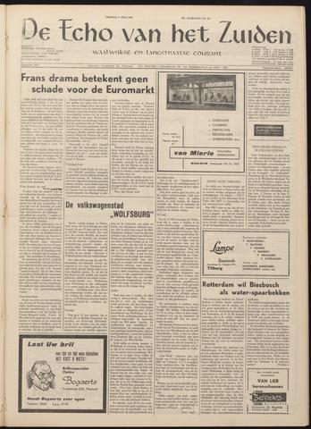 Echo van het Zuiden 1965-07-09