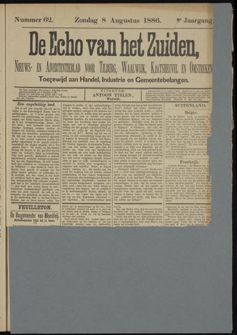 Echo van het Zuiden 1886-08-08