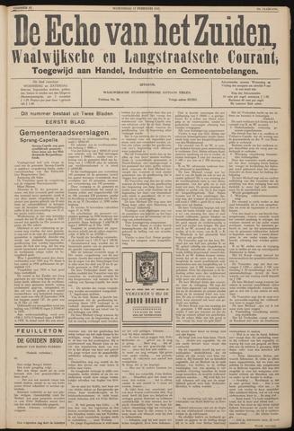 Echo van het Zuiden 1937-02-17