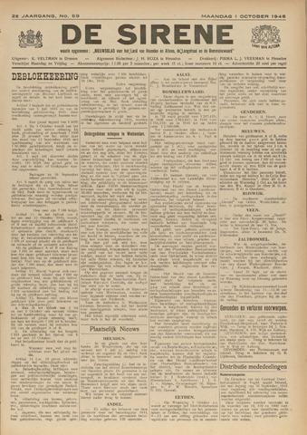 De Sirene 1945-10-01