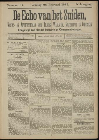 Echo van het Zuiden 1882-02-26
