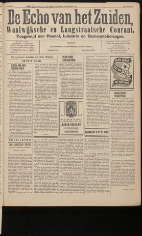 Echo van het Zuiden 1937-02-06
