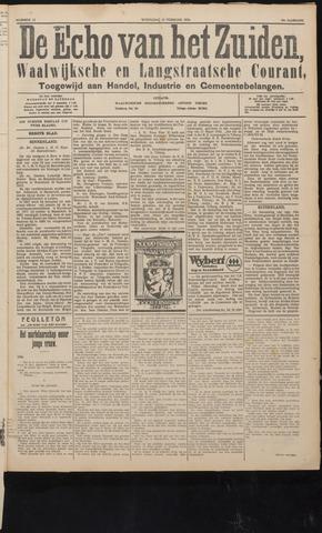 Echo van het Zuiden 1926-02-10