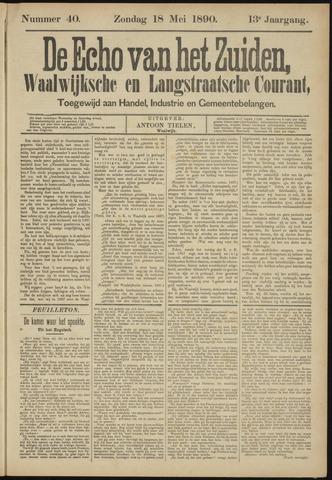 Echo van het Zuiden 1890-05-18