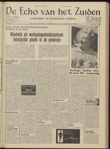 Echo van het Zuiden 1967-04-28