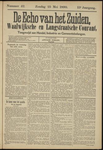 Echo van het Zuiden 1890-05-25