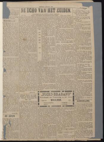 Echo van het Zuiden 1918-01-01