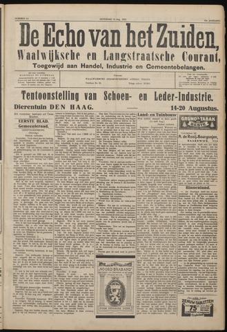 Echo van het Zuiden 1922-08-12