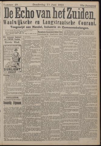 Echo van het Zuiden 1912-06-13