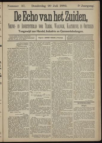 Echo van het Zuiden 1882-07-20
