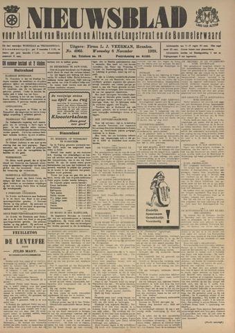 Nieuwsblad het land van Heusden en Altena de Langstraat en de Bommelerwaard 1929-11-06