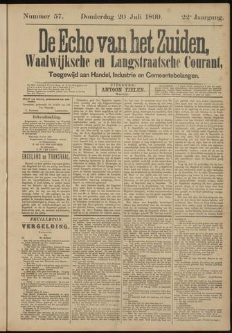 Echo van het Zuiden 1899-07-20