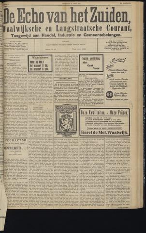 Echo van het Zuiden 1931-04-18
