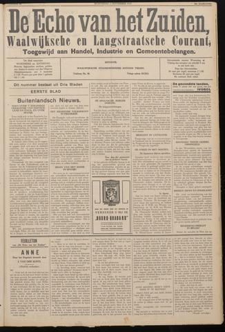 Echo van het Zuiden 1937-11-03