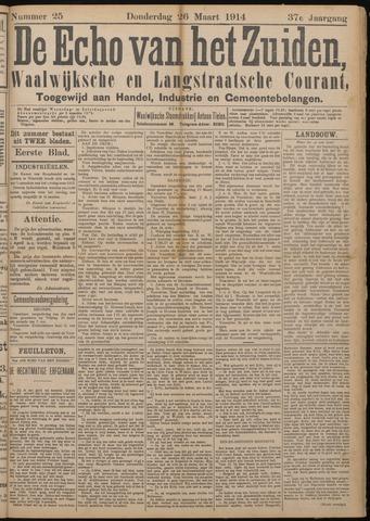 Echo van het Zuiden 1914-03-26