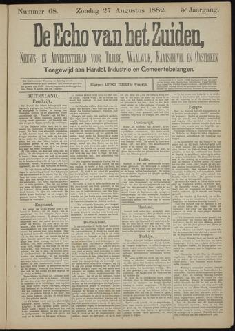 Echo van het Zuiden 1882-08-27