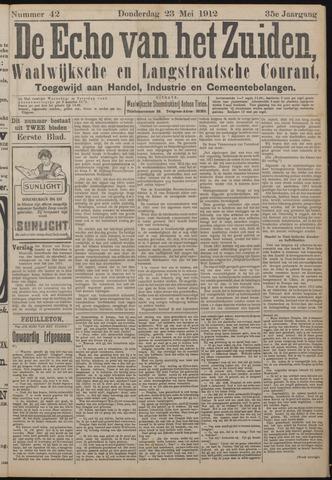 Echo van het Zuiden 1912-05-23