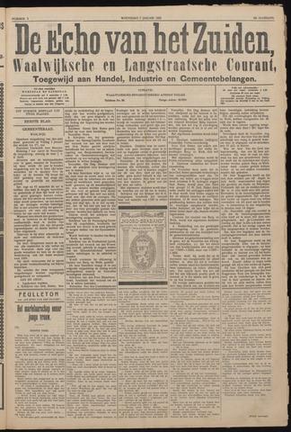 Echo van het Zuiden 1925-01-07