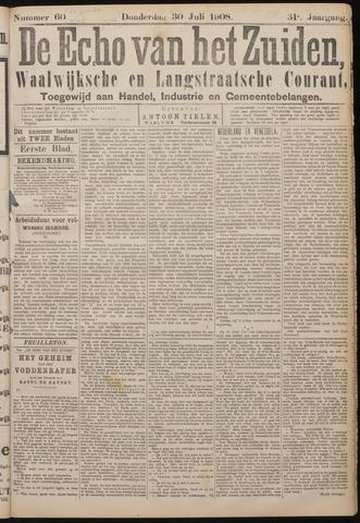 Echo van het Zuiden 1908-07-30