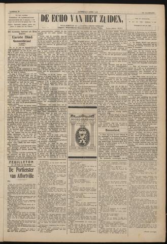 Echo van het Zuiden 1922-04-08