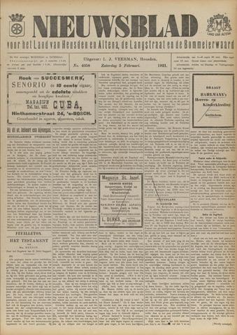 Nieuwsblad het land van Heusden en Altena de Langstraat en de Bommelerwaard 1921-02-05